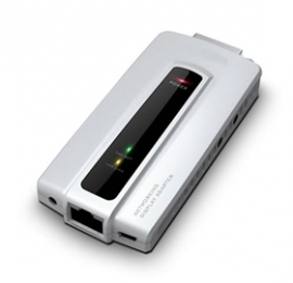Winstar Network To Dvi A/ V Adapter - Remote Display Over Network Netwinuga12n1km