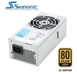 Seasonic Ss-300tgw Tfx 300w True Power 80plus Gold Certified Psu Psusea300tgwgld 190027