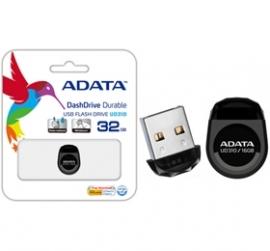 Adata 32gb Dashdrive Durable Ud310 Jewel Like Usb Flash Drive Black