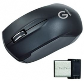 Shintaro 3 Button Wireless Rf Mouse Sh-wm03