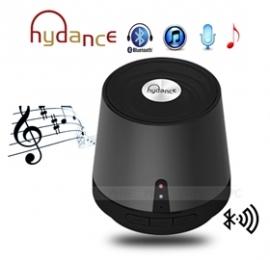 Hydance Maxi Sound Mp3 Player With Mini Bluetooth Speaker & Power Bank - Black Spkhydmaxisndbk-b
