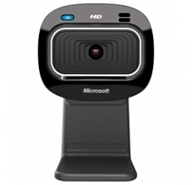 Microsoft Ms Lifecam Hd-3000 Usbwindows 720p Video 30fps Black (oem Packaging) T4h-00004