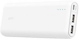 Anker Powercore 15 600mah Portable Usb Powerbank White A1252h21