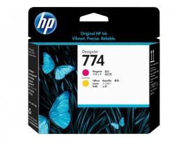 HP 774 MAGENTA/YELLOW DESIGNJET PRINTHEAD - Z6810  P2V99A
