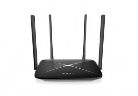 Tp-Link Mercusys AC1200 Wireless Dual Band Gigabit Router (Ac12G)