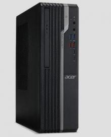Acer Veriton X2660g Sff Core I3-8100 Cpu 4gb Ddr4 Ram 1tb Hdd Dvdsm Internal Speaker