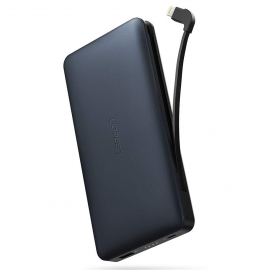 Ugreen 20000Mah Power Bank With Lightning Cable (Jazz Blue) 40902 Acbugn40902
