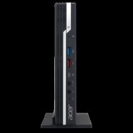Acer Veriton N4670G Core i5-10400, 8GB (1x8G), 256GB NVME SSD, Wireless, VESA kit, 2 x DP + 1 x HDMI, TPM, Windows 10PR, 3 year onsite WTY (UD.VSZSA.001-ED0)