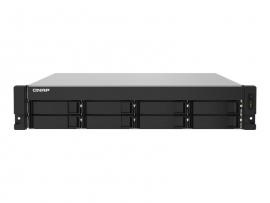 QNAP 8-BAY NAS (NO DISK) ALPINE QC 1.7GHz, 4GB, 2.5GbE(2), 10GbE SFP+(2), 2U, 3YR WTY TS-832PXU-4G