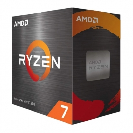AMD Ryzen 7 5700G Processor: Socket AM4 Desktop CPU (Boxed), 8-Core/ 16 Threads UNLOCKED, Max Freq 4.6 GHz,