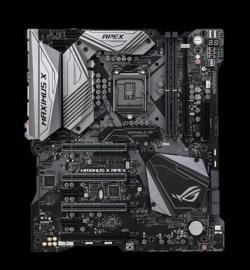 Asus Intel Motherboard Rog Maximus X Apex, Intel Z370 Eatx Aura Sync Rgb Rog Maximus X Apex