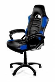 Arozzi Black & Blue Enzo Adjustable Ergonomic Motorsports Inspired Desk Chair Aro-enzo-bl