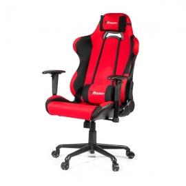 Arozzi Black & Red Torretta Xl Adjustable Ergonomic Motorsports Inspired Desk Chair Aro-torxl-rd
