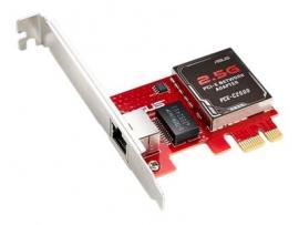 ASUS 2.5G PCI-E ADAPTER, RJ45, PCIe x1, 3YR WTY (90IG0660-MF0R00)