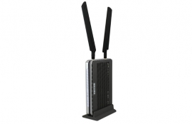 Billion BiPAC 8920NZ VDSL2/ADSL2+ Modem & Router : Wireless-N 300MB/s VPN Firewall Router, 4 Gigabit LAN Ports, M2M Dual-SIM 3G/4G LTE Embedded (BiPAC 8920NZ)