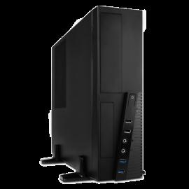 In Win BL641 Micro-ATX Case with 300W PSU (BL641BK300U3GOLD)