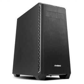 "Antec P7 Silent With Sound Dampening Atx Case. External 5.25"" X 1 Internal 3.5"" X 2. Two"