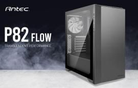 Antec P82 Flow 4X 140Mm White Fan. Extreme Cooling Configurations Vga 380Mm Cpu 178Mm Psu 220Mm Atx M-Atx Itx Case P82 Flow