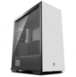 Deepcool Macube 310 Wh Tempered Glass Case Black Usb3.0*2 7+2 Slots Mini-Itx/Matx/Atx Macube 310 Wh