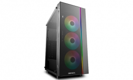 Deepcool Matrexx 50 Add-Rgb 3F Minimalistic Mid-Tower Case Matrexx 50 Add-Rgb 3F