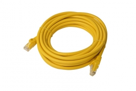 8Ware Cat6A Utp Ethernet Cable 5M Snagless