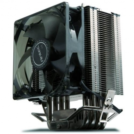 Antec A40 Pro Air Cpu Cooler 120mm Blue Led Fan. 77cfm. Intel 775 115x 1366 2011 And Am2 Am2 +