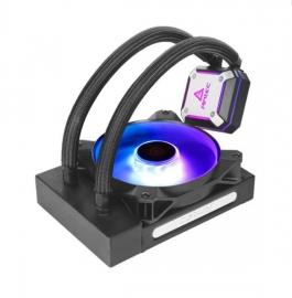 Antec Neptune 120 Argb Advanced Liquid Cpu Cooler Pwm Led Fan Ptfe Tubing Lga 115X 2011-V3 2066 Am4 Am3+ Fmx 3 Yrs Warranty Neptune-120Argb