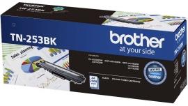 Brother Tn-253Bk Black Toner Cartridge To Suit - Hl-3230Cdw/ 3270Cdw/ Dcp-L3015Cdw/ Mfc-L3745Cdw/