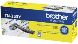 Brother Tn-253Y Yellow Toner Cartridge To Suit - Hl-3230Cdw/ 3270Cdw/ Dcp-L3015Cdw/ Mfc-L3745Cdw/