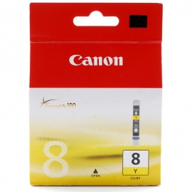 Canon Cli8y Yellow Ink Cartridge For Ip4200 Cli8y
