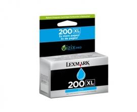 Lexmark Cyan Ink Cartridge 600 Page Suit S305/ 505/ Pro205 14n1069aan