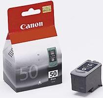 Canon Pg50 Black Ink Cart. High Yield Cartridge Pg50