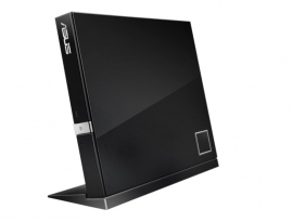 Asus Sbc-06D2X-U/ Black/ Asus 6X External Blu-Ray Combo Sbc-06D2X-U/Black/Asus