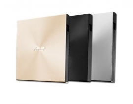 Asus Sdrw-08u9m-u/ Blk/ G/ As/ P2g Usb Type-c External Dvd Writer Support M-disc Sdrw-08u9m-u/blk/g/as/p2g