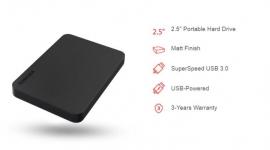 Toshiba 4Tb Canvio Basics Portable Hard Drive Storage. 3 Years Warranty. (Hdtb440Ak3Ca) Hdtb440Ak3Ca