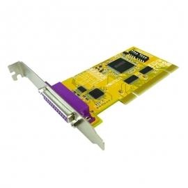 Sunix Par5008R Pci 1-Port Remappable Parallel Ieee1284 Card Sun-Par5008R