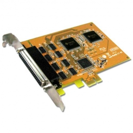 Sunix Ser5466A Pcie 8-Port Serial Rs-232 Card Ser5466A