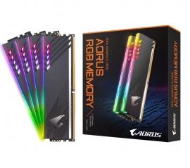 Gigabyte Gaming Memory 16Gb (2X8Gb) Ddr4 PC Desktop Ram With Demo Kit Gp-Ar36C18S8K2Hu416Rd