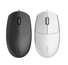 Rapoo N100 Wired Usb Optical 1600Dpi Mouse N100