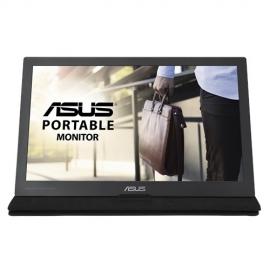 Asus Zenscreen Mb16ac Portable Usb Monitor- 15.6 Inch Full Hd Hybrid Signal Solution Usb Type-c