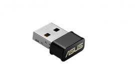 Asus Usb-ac53 Nano Ac1300 Wireless Usb Adapter Support Mu-mimo And Windows 7/ 8/ 8.1/ 10 Operating