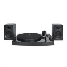 Mbeat Pro-M Bluetooth Stereo Turntable System (Black) Mb-Tr518 K