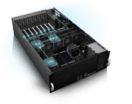 "Asus 4ru Barebones Server Esc8000 G4 8 X Gpu Compatible Dual Xeon Socket 24 X Dimm 6 X 2.5"" Hdd"