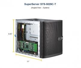Supermicro Mini Tower Superserver 5029C-T