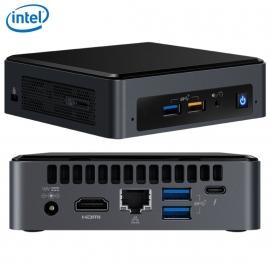 Intel Nuc Mini Pc I3-8109U 3.6Ghz 2Xddr4 Sodimm M.2 Sata/ Pcie Ssd Hdmi Usb-C (Dp1.2) 3Xdisplays