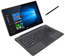 """Leader Tab12W2Pro 11.6"""" Fhd Multi Touch Intel N3350 4Gb Ddr3 32Gb + 32Gb Dualband Ac Wifi+Bt 2Mp+2Mp"""