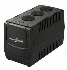Power Shield Voltguard Avr 1500 Voltage Regulator/ 750w Psvg1500