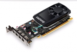 Leadtek Nvidia Quadro P620 Pcie Workstation Card 2gb Ddr5 4xmdp1.4 4k 4x5120x2880@60hz 128-bit 80gb/