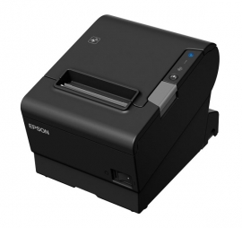 Epson Tm-t88vi-243 Parallel + Built-in Ethernet & Built-in Usb With Psu, No Data Or Power Cables