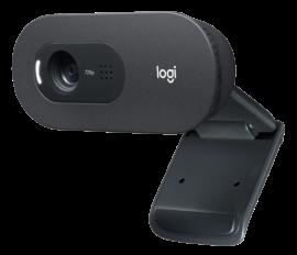 LOGITECH C505E WEBCAM 720P HD,BUILT IN MIC,AUTO LIGHT CORRECTION,USB CONNECTIVITY, 3YR WTY 960-001372